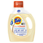Tide HE PurClean Laundry Detergent - Unscented - 2.21L/48 Uses