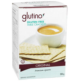 Glutino Gluten Free Table Crackers - 200g