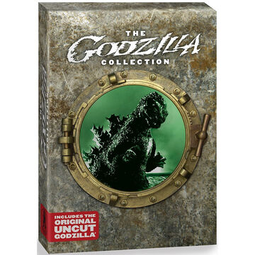 The Godzilla Collection - DVD