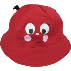 Ladybug Sun Hat - Girls - 2-3X