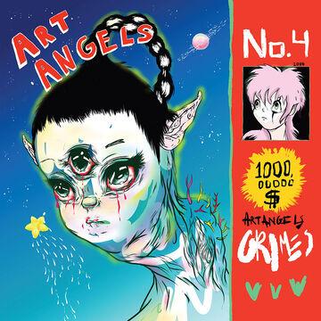 Grimes - Art Angels - Vinyl