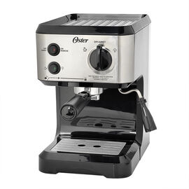 Oster Pump Espresso Maker - Black & Stainless Steel - BVSTECMP55-033