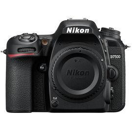 PRE-ORDER: Nikon D7500 Body - Black - 33719