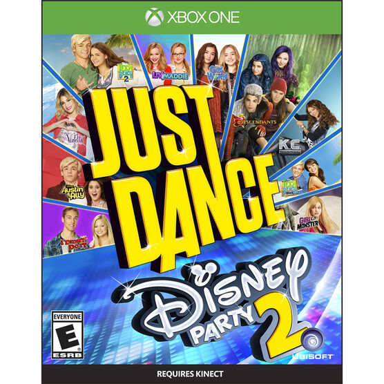 Xbox One: Just Dance Disney Party 2