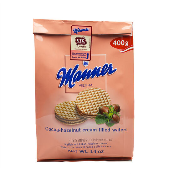 Manner Tartlet Wafers - 400g