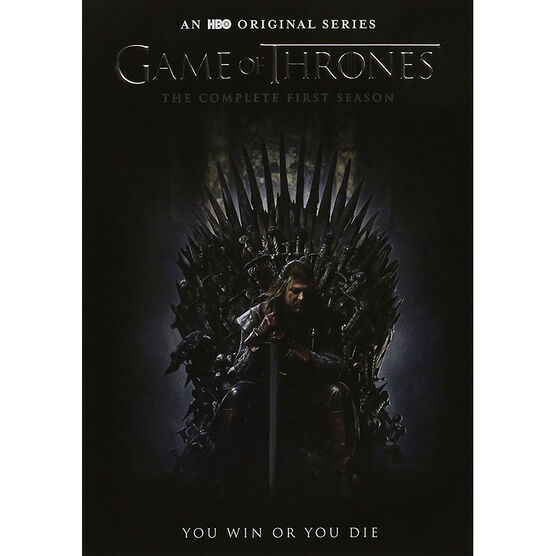 Game Of Thrones: Season One - DVD