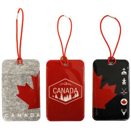 My Tagalongs Canadiana Luggage Tags - 54057