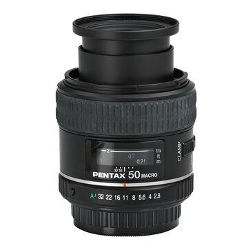 Pentax D-FA Macro 50mm f/2.8 Lens