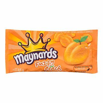 Maynards Fuzzy Peach - 64g