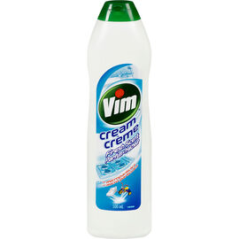 Vim Cream Cleanser - Fresh Scent - 500ml