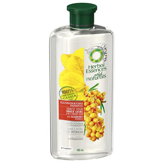 Herbal Essences Wild Naturals Illuminating Shampoo - 400ml