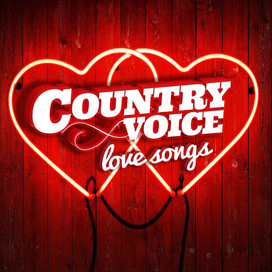 Various Artists - Country Voice Love Songs - CD