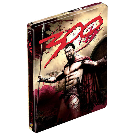 300 - Limited Edition - Blu-ray