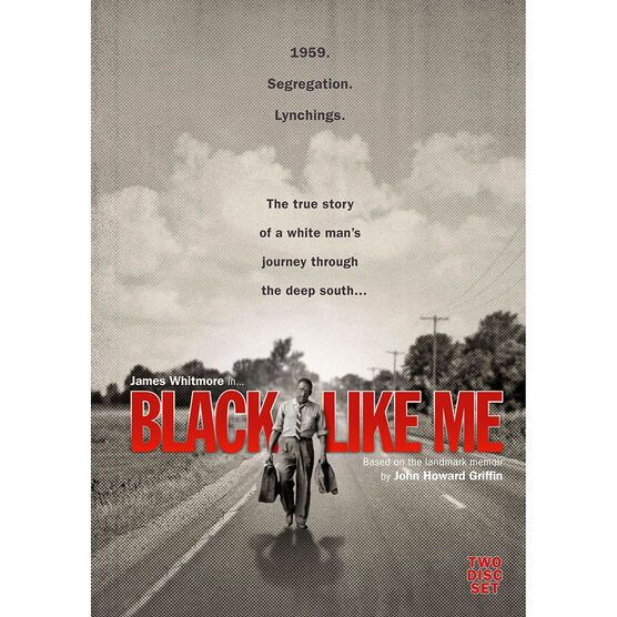Black Like Me - DVD