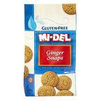 Mi-Del Wheat Free Gluten Free Ginger Snaps - 227g