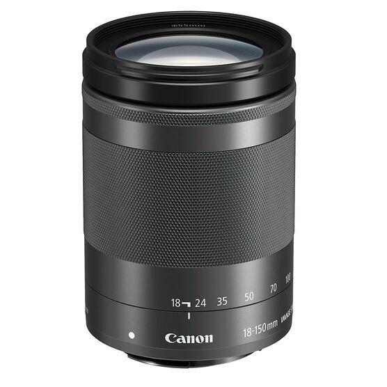 PRE-ORDER: Canon EF-M 18-150mm f/3.5-6.3 IS STM Lens - 1375C002