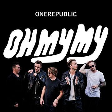 OneRepublic - Oh My My - CD