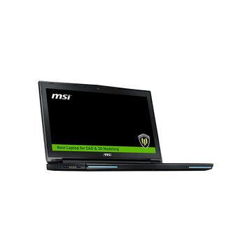 MSI WT72 20K I7-4720HQ 17.3inch Notebook - Black - WT72 2OK-1299US