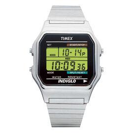 Timex Classic Digital - Silver - T78587GP
