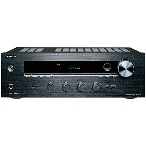 Onkyo Stereo Receiver - Black - TX8020B