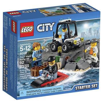 Lego City - Prison Island  Starter Set
