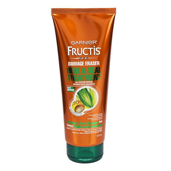 Garnier Fructis Damage Eraser Heal & Seal Treatment - 200mL