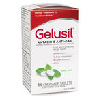 Gelusil Chewable Tablets - 100's