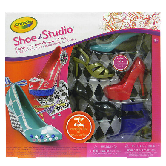 Crayola Shoe Studio