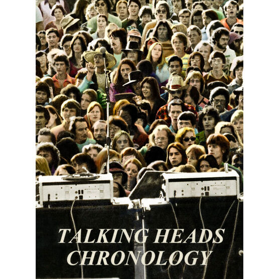 Talking Heads: Chronology Deluxe -  DVD