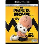 The Peanuts Movie - 4K UHD Blu-ray