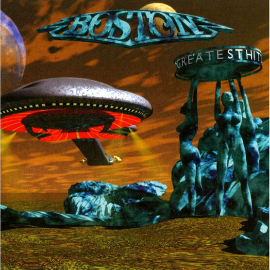 Boston - Greatest Hits - CD