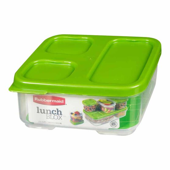 Rubbermaid LunchBlox - Sandwich - 615ml