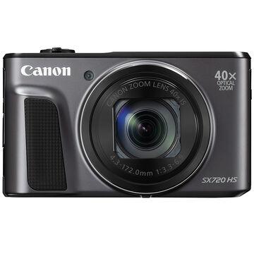 Canon PowerShot SX720 HS - Black - 1070C016
