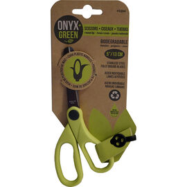 Onyx Green Scissors - 5 inches