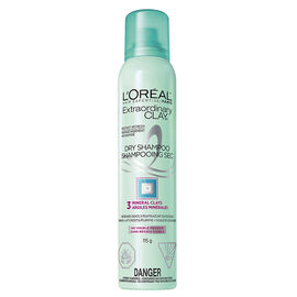 L'Oreal Hair Expertise Extraordinary Clay Dry Shampoo - 115g