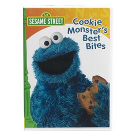 Sesame Street: Cookie Monster's Best Bites - DVD