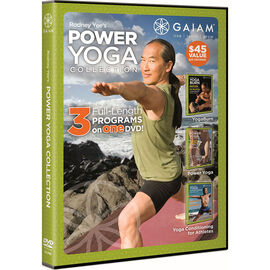 Gaiam: Rodney Yee'S Power Yoga Collection - DVD