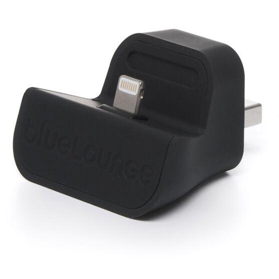 Blue Lounge MiniDock Adapter - Black - MDUSL