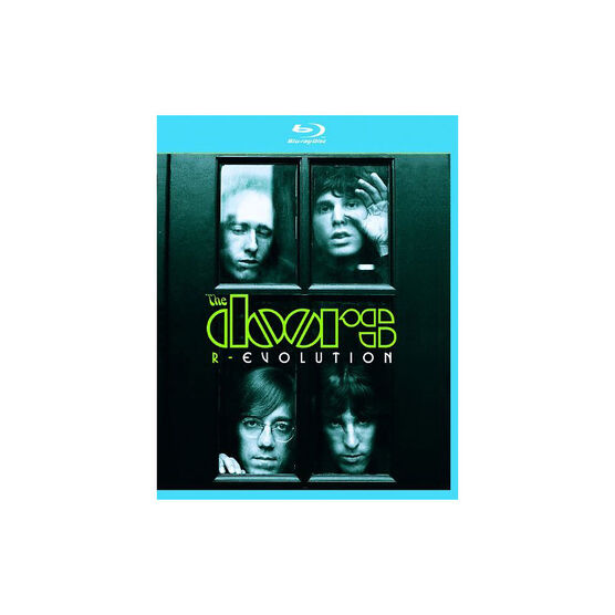 The Doors - R-Evolution - Blu-ray