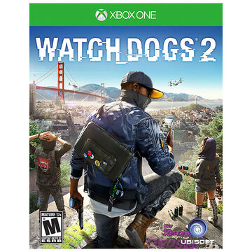 PRE-ORDER: Xbox One Watch Dogs 2