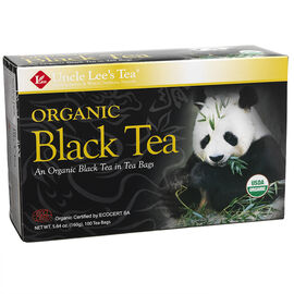 Uncle Lee's Black Tea - 100's