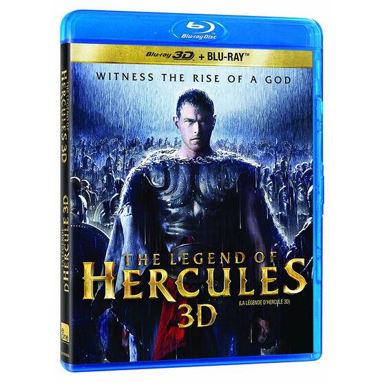 The Legend of Hercules 3D - Blu-ray 3D + Blu-ray