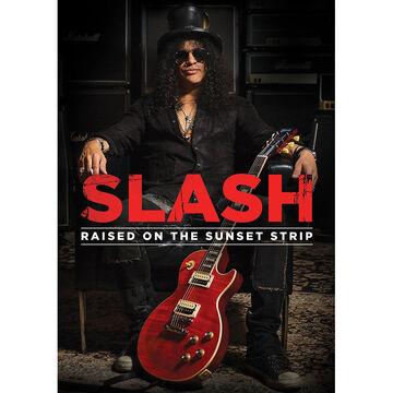Slash - Raised on the Sunset Strip - DVD