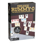 Deluxe Rummy-O Game