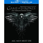 Game of Thrones: Season 4 - Blu-ray