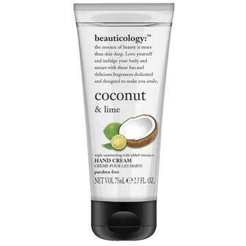 Beauticology Coconut & Lime Hand Cream - 75ml