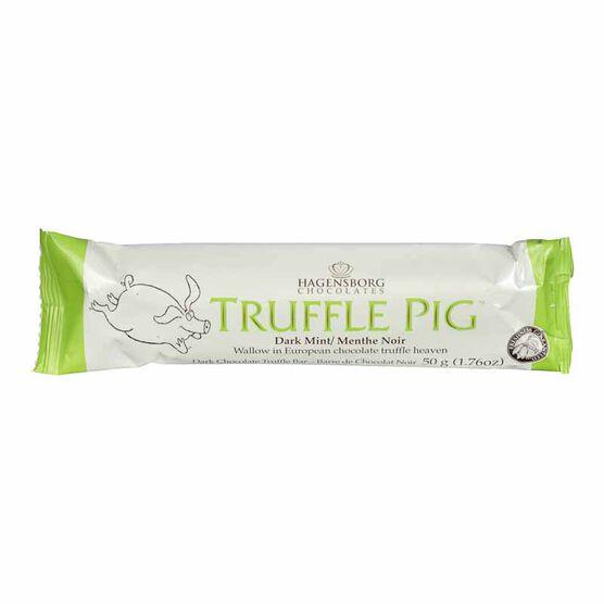 Hagensborg Truffle Pig - Dark Mint - 50g