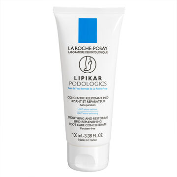 La Roche-Posay Lipikar Podologics Lipid-Replenishing Foot Care Concentrate - 100ml
