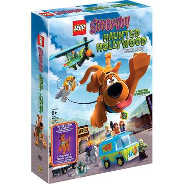 LEGO: Scooby Doo! Haunted Hollywood - DVD