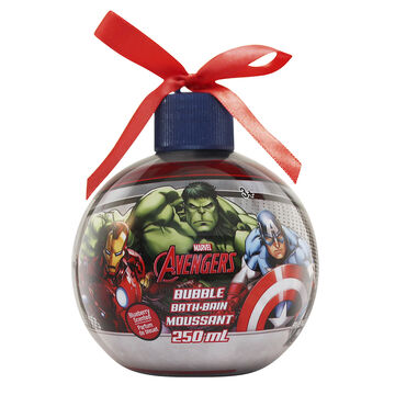 Marvel Avengers Bubble Bath Ornament - Blueberry - 250ml